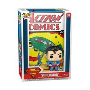 Funko POP! Vinyl Comic Cover DC – Superman Action Comics