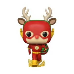 POP Heroes: DC Holiday – Rudolph Flash