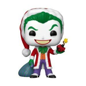 POP Heroes: DC Holiday – Santa Joker