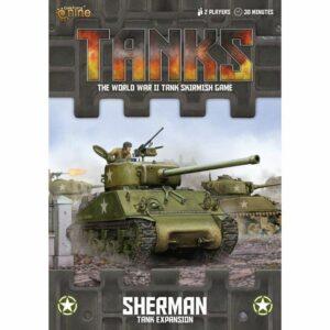 Tanks: Sherman (Ingles)