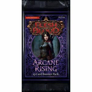 Flesh & Blood TCG: Arcane Rising Unlimited Booster – EN