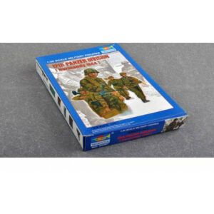 1:35 Trumpeter: 12th Panzer Division Normandy 1944
