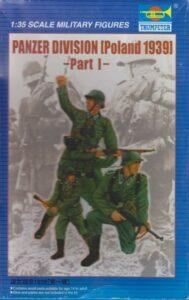 1:35 Trumpeter: Panzer Division (Poland 1939) Part I