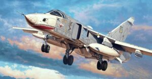 1:72 Trumpeter 01672 Su-24MR Fencer-E