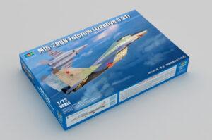 1:72 Trumpeter: Mig-29UB Fulcrum-B