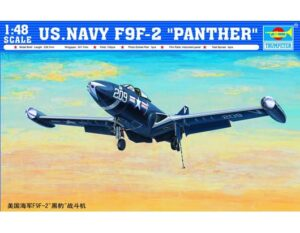 "1:48 Trumpeter: F9F-2 ""Phanter"" US Navy"