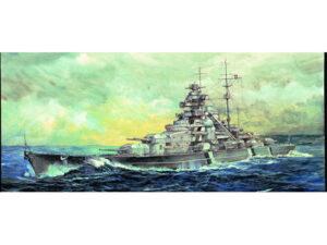 1:700 Trumpeter: Germany Bismarck Battleship 1941