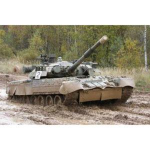 1:35 Trumpeter: Russian T-80U MBT