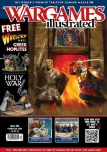 Wargames Illustrated WI398 February 2021 Edition
