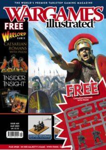 Wargames Illustrated 401 (Mayo 2021)
