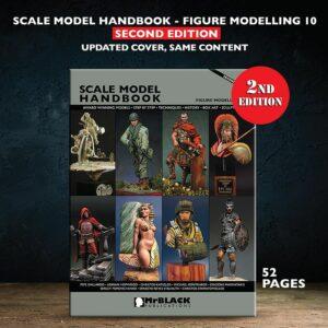 Scale Model Handbook, Figure Modelling 10 (SMH-FM10)