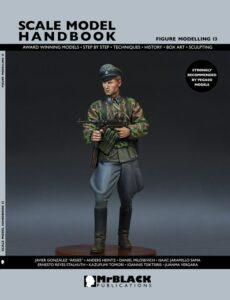 Scale Model Handbook, Figure Modelling 13 (SMH-FM13)