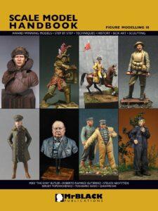 Scale Model Handbook, Figure Modelling 18 (SMH-FM18)