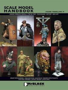 Scale Model Handbook, Figure Modelling 19 (SMH-FM19)