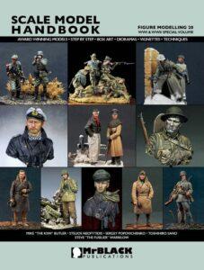 Scale Model Handbook, Figure Modelling 20 (SMH-FM20)