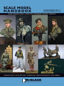 Scale Model Handbook, Figure Modelling 21 (SMH-FM21)