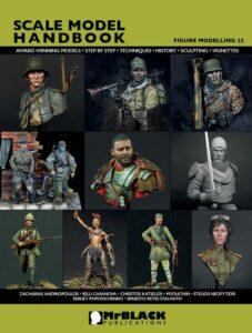 Scale Model Handbook, Figure Modelling 22 (SMH-FM22)