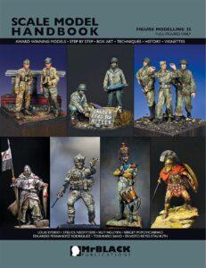 Scale Model Handbook, Figure Modelling 25 (SMH-FM25)
