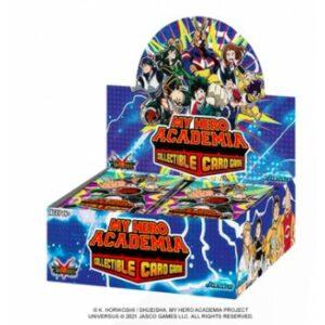 PV -My Hero Academia- Booster Box (24 Packs) Wave 1(EN)