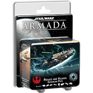 Star Wars Armada: Rogues And Villains (Ingles)