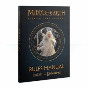 Middle Earth: Rules Manual (Inglés) (01-01-60)