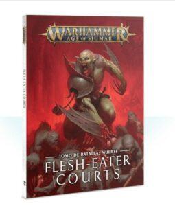 Flesh-Eater Courts: Battletom / Tomo De Batalla (ES) (91-29)