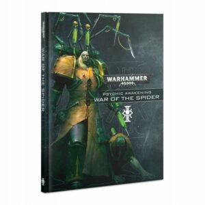 Psychic Awakening: War Of The Spider (Inglés) (40-36)
