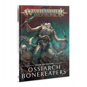 Ossiarch Bonereapers: Tomo De Batalla (Castellano) (94-01)