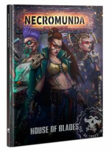 Necromunda: House Of Blades (ingles) (300-53)