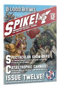 Blood Bowl: Spike! Journal Issue 12 (Inglés) (200-91)