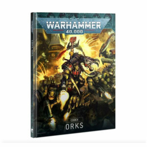 Warhammer 40k – Codex: Orks (ES) (50-01)