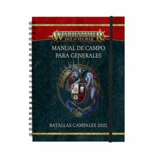 Age Of Sigmar: Manual De Campo Para Generales (80-18)