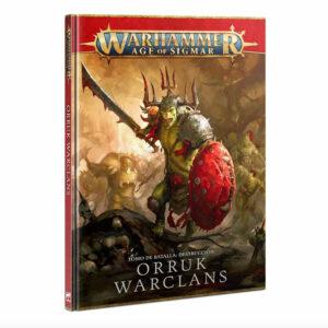 PV – BATTLETOME: ORRUK WARCLANS (ESP) (89-01) – 18/09/21