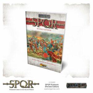 SPQR: Revised Edition (Ingles)