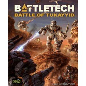 BattleTech Battle Of Tukayyid – Ingles