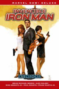 INVENCIBLE IRON MAN 02. INTERNACIONAL (MARVEL NOW! DELUXE)