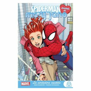 Marvel Young Adults: Spiderman Ama A Mary Jane  Vol.1