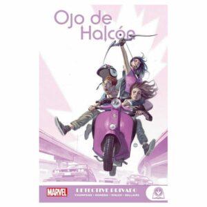 Marvel Young Adults: Ojo De Halcón, Detective Privado