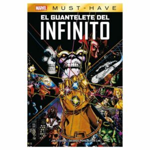Marvel Must-Have: El Guantelete Del Infinito
