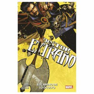 Marvel Premiere: Doctor Extraño 01: El Camino De Lo Oculto