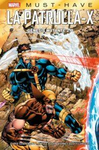 Marvel Must-Have: Patrulla – X Genesis Mutante 2.0