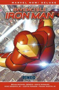 Marvel Now! Deluxe. Invencible Iron Man 1 Reinicio