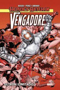 Heroes Return. Los Vengadores 2