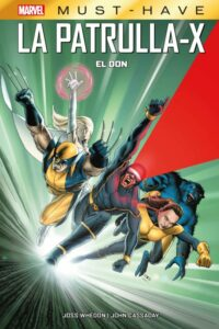 Marvel: Must-Have: La Patrulla-X: El Don