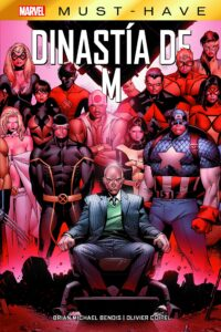 Marvel Must-Have: Dinastia De M