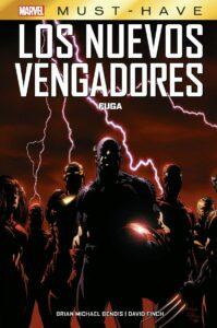Marvel Must-Have: Los Nuevos Vengadores 01 (Fuga)