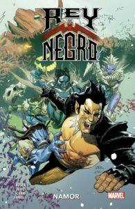 El Rey De Negro: Namor