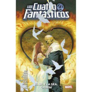 LOS 4 FANTÁSTICOS 02: EL SR. Y LA SRA. GRIMM