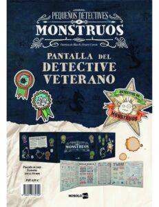 Pequeños Detectives De Monstruos: Pantalla Del Detective