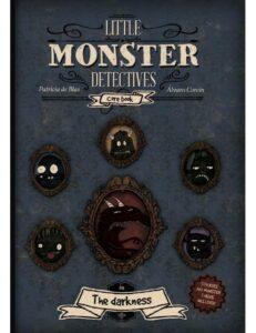 Little Monster Detectives (Inglés)